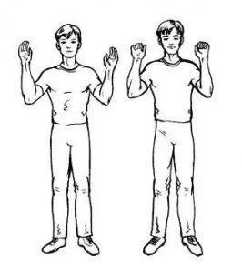 комплекс упражнений дыхательной гимнастики Стрельниковой